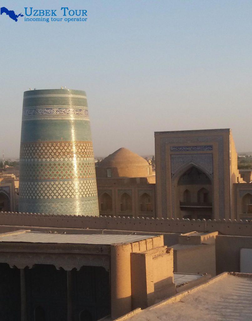 viaggio in uzbekistan a ottobre