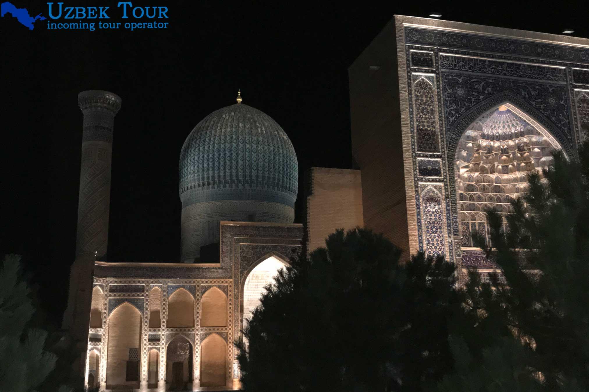 Viaggio in Uzbekistan settembre
