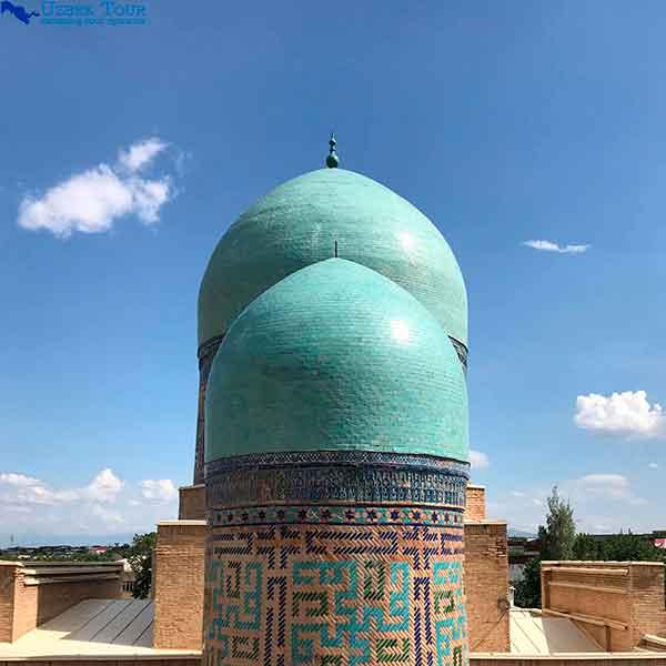 Tour in uzbekistan