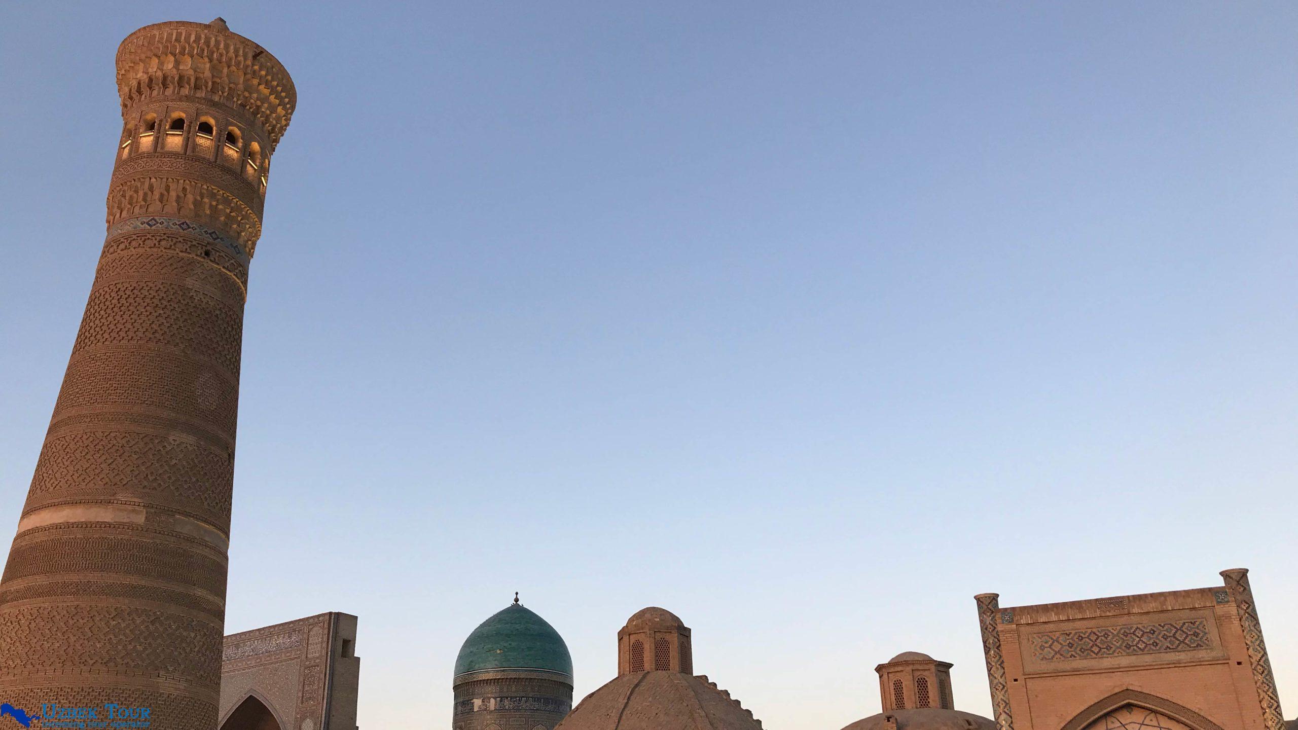 9 giorni in uzbekistan