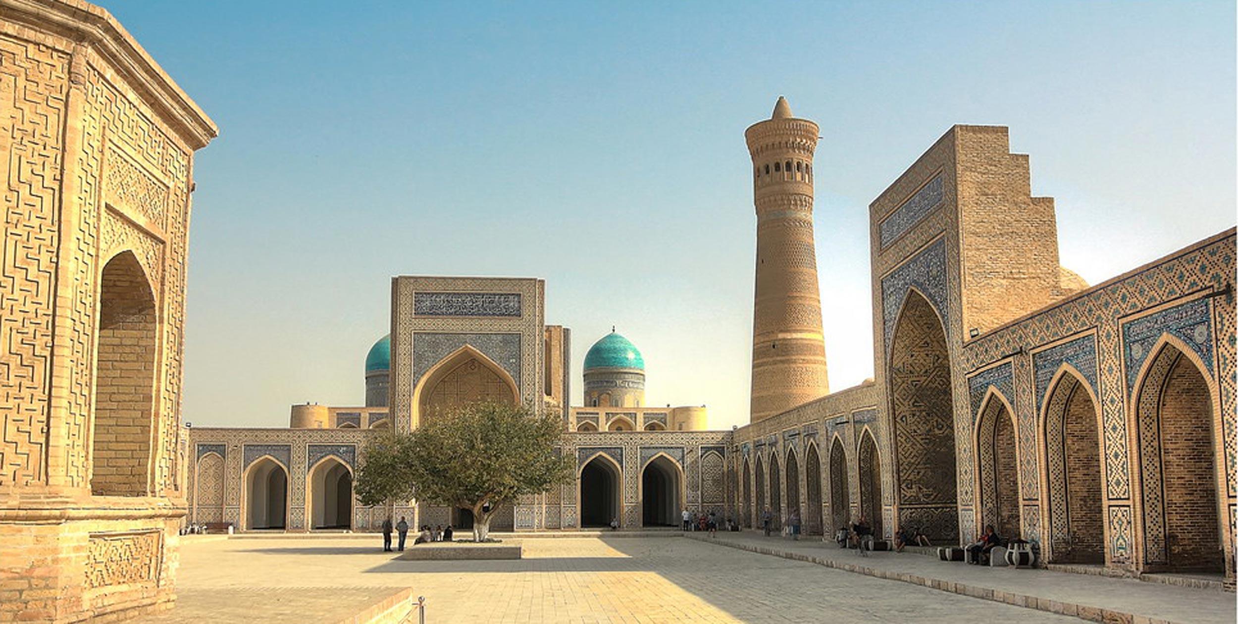 Bukhara viaggio