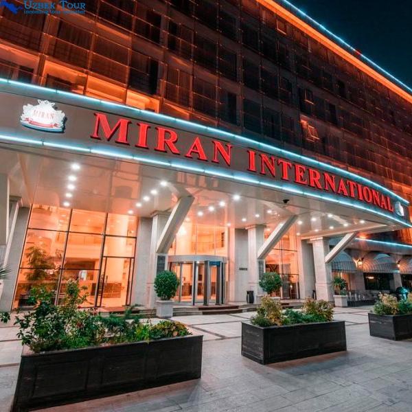 alberghi in Uzbekistan