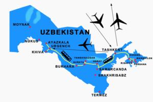 Tour in Uzbekistan 14 giorni