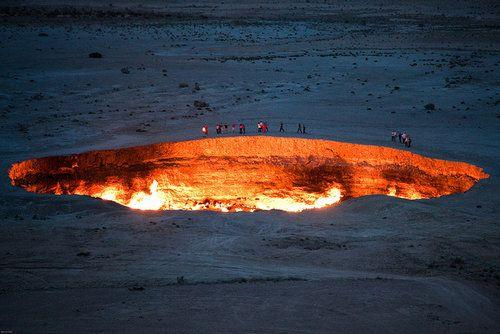 Turkmenistan - darwaz