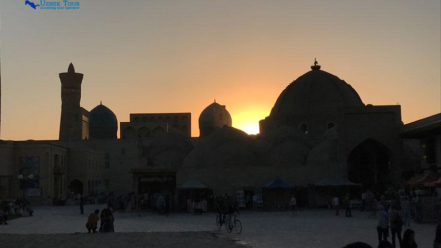 Tour 9 giorni in Uzbekistan