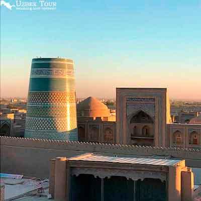 Uzbekistan cosa vedere