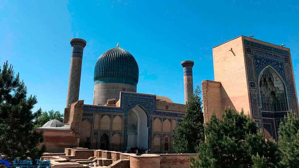 idee di viaggi in uzbekistan