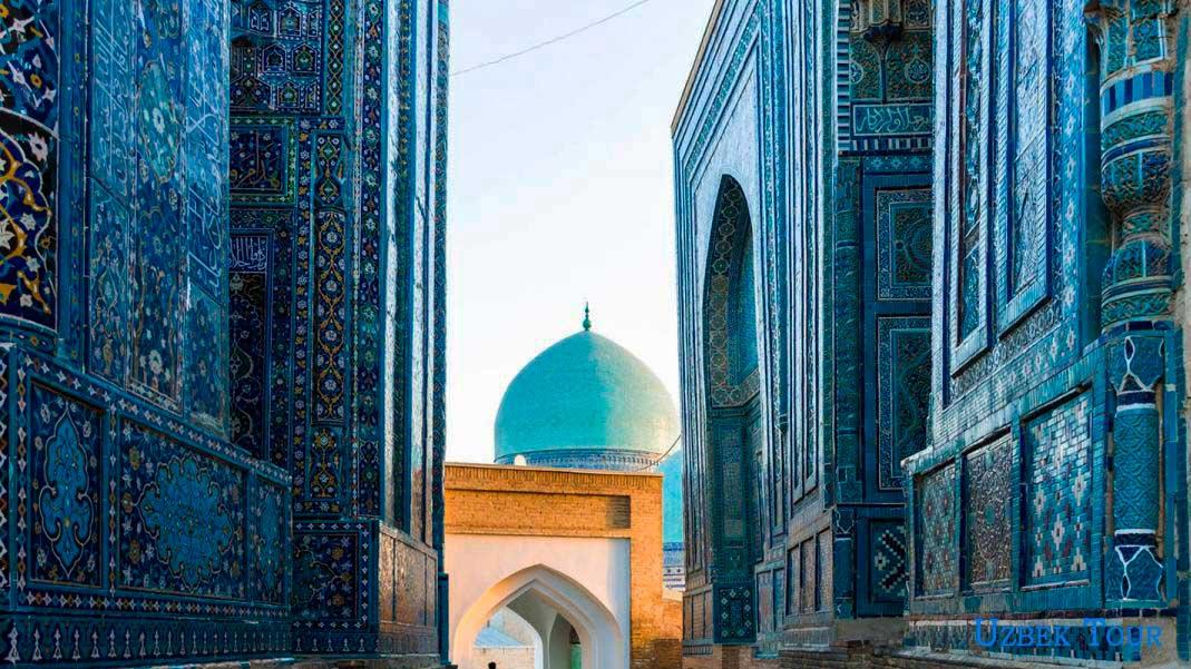 Viaggi in Uzbekistan Samarcanda
