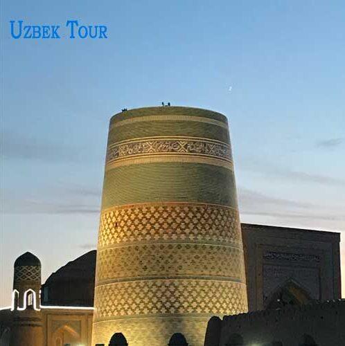 Viaggi in Uzbekistan Khiva