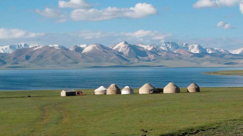 tour di gruppo Kirghizstan